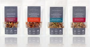 Superfoodio sweet & savoury 135g mix pack