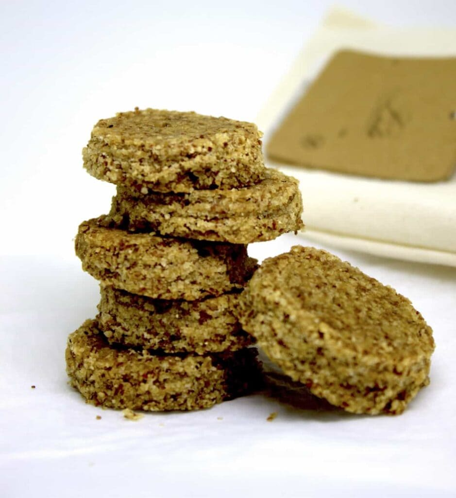 Superfoodio Teff Flour Cookies