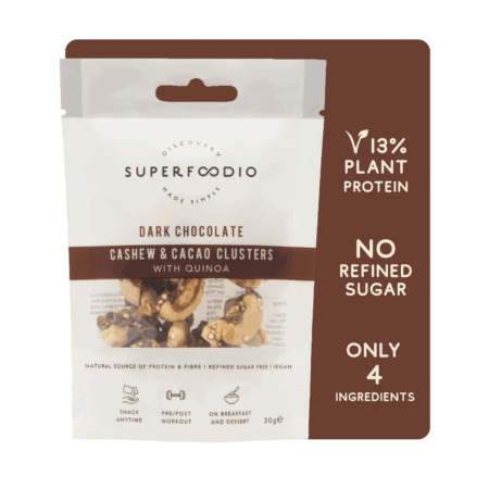 Superfoodio Dark Chocolate