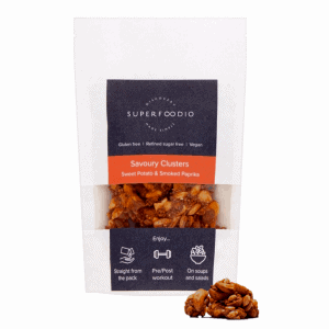 Superfoodio - Smoked Paprika Clusters