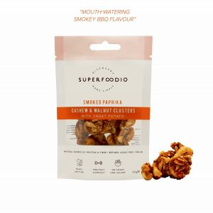 Superfoodio - Smoked Paprika - Flavour Description