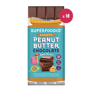 Superfoodio PB Choc bar Smooth