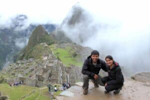 Superfoodio Founders Inca Trail