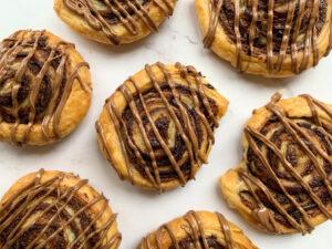 Superfoodio Chocolate & Cinnamon Swirls